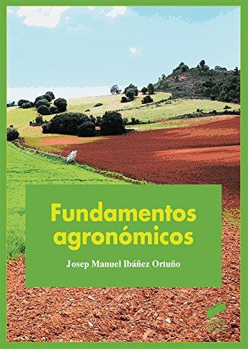 Fundamentos agronómicos por Josep Manuel Ibáñez Ortuño