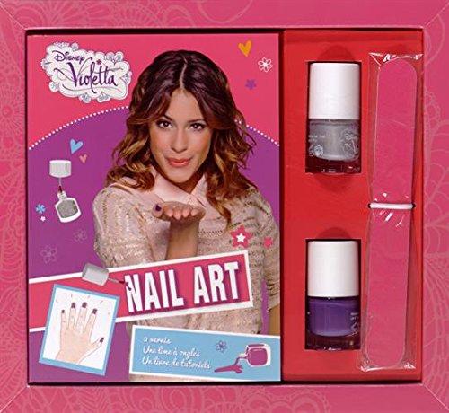Coffret Nail Art Violetta par Souchka