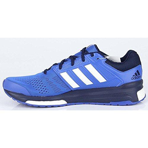 Adidas Vengeance Boost 2 M, bleu / bleu marine / blanc, 8 M Us azul/ftwbla/maruni