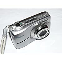 Kodak C813 Digitalkamera (8 Megapixel, 3-fach opt. Zoom, 6,1 cm (2,4 Zoll) Display) silber