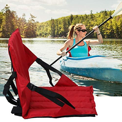 Descripción:Siéntese cómodamente en el agua con el asiento de kayak de la zona de confort del kayak oceánico. La zona de confort ofrece un respaldo generoso con su altura alta, perfecta para un día completo en el agua. Disfruta de un paseo más sua...