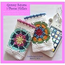 Granny Squares i-Phone Taschen