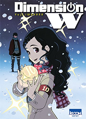 Dimension W Edition simple Tome 10