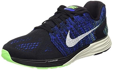 Nike Lunarglide 7, Chaussures de Running Entrainement homme - -
