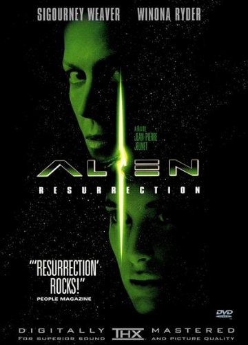 Alien Resurrection Plakat Movie Poster (27 x 40 Inches - 69cm x 102cm) (1997) D (Alien Resurrection Movie Poster)