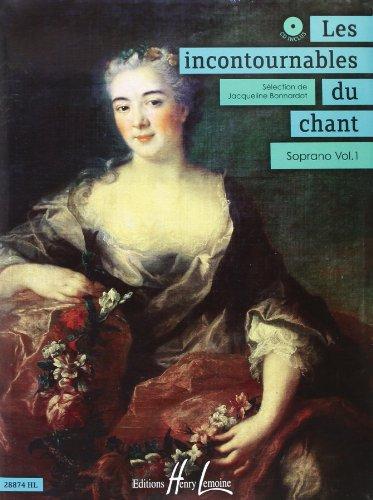 Les incontournables du chant Vol.1 pour soprano et piano