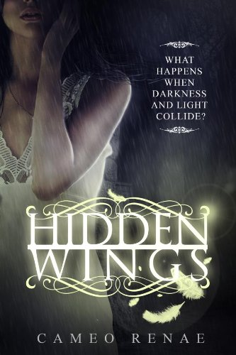 Fantasy Butterfly Wings - Hidden Wings (Hidden Wings Series Book