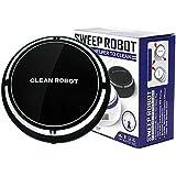 ZUEN Robot de Barrido Inteligente de la batería del hogar Mini inalámbrico Aspirador multidireccional automático de