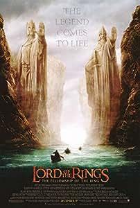 Herr der Ringe Poster Argonaute Teaser