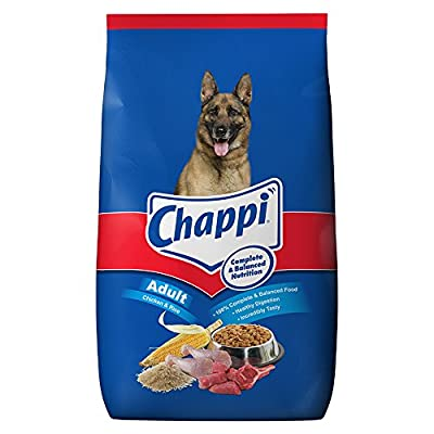 Chappi Adult Dog Food Chicken & Rice, 20 kg Pack
