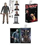 NECA is proud to present the definitive collectors version of Jason as he appeared in Friday the 13 Part 4: The Final Chapter!Weve taken our classic Part 4 Jason and given him the Ultimate treatment, with deluxe packaging, tooling improvements for pr...