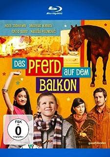 Das Pferd auf dem Balkon [Blu-ray]