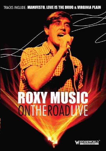 Roxy Music - On The Road Live (Roxy Music Dvd)