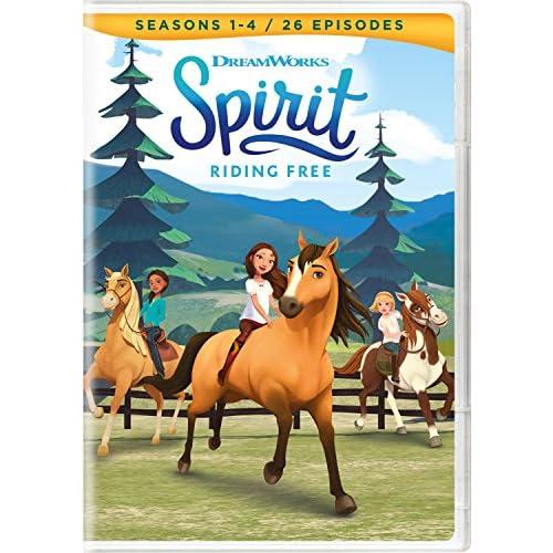 Spirit: Riding Free - Seasons 1-4 (4 Dvd) [Edizione: Stati Uniti] [Italia] 6
