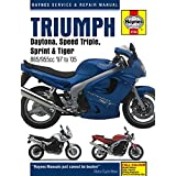 Haynes Manual 3755 CARBURANT INJECTE TRI TRIPLES 97-05