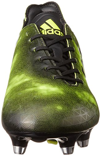 adidas Crazyquick Malice Sg, Chaussures de Football Entrainement homme Nero (Negbas/Negbas/Negbas)