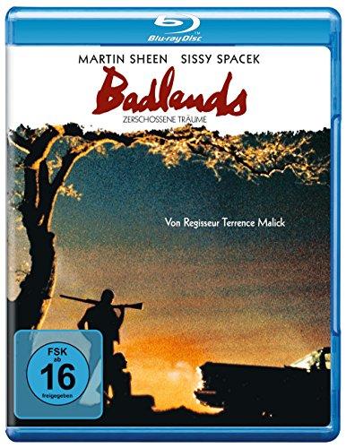 Badlands - Zerschossene Träume [Blu-ray]