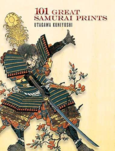 101 Great Samurai Prints (Dover Fine Art, History of Art) (English Edition) -