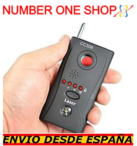 -Thenumberoneshop-Detector camaras Ocultas Anti espia