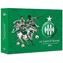 L'agenda-calendrier AS Saint-Etienne 2018