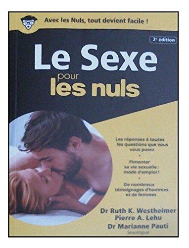 Sexe Poche Pour les Nuls, 2e