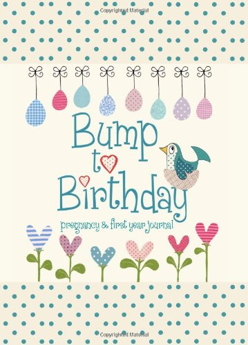 Bump to Birthday, Pregnancy & First Year Journal (Parent & Child) por from you to me