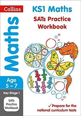 KS1 Maths SATs Practice Workbook: 2019 tests (Collins KS1 SATs Practice) from Collins
