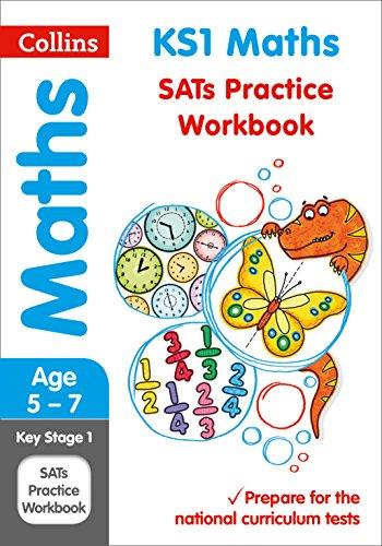 KS1 Maths SATs Practice Workbook: 2019 tests (Collins KS1 SATs Practice) por Collins KS1