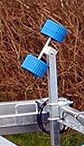 Sliprolle für Boot Anhänger Seiten Rolle mit Halterung Trailer Kielrolle
