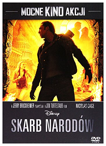 National Treasure [DVD] [Region 2] (IMPORT) (Keine deutsche Version)