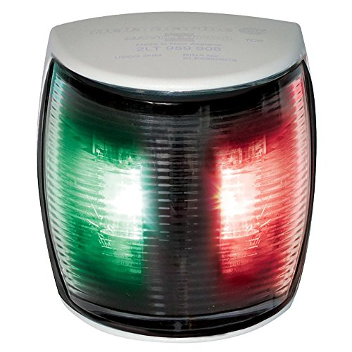 Hella Marine BSH NaviLED PRO Bi-Color Navigation Lamp - 2nm - White Housing -