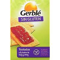 Gerblé Tostadas A La Harina De Maíz Y Arroz, Sin Gluten - 250 gr