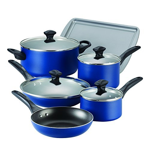 farberware-dishwasher-safe-nonstick-aluminum-15-piece-cookware-set-blue-by-farberware
