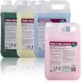 Wheelie Bin Concentrated Disinfectant Deodoriser Cleaner 20 Litres - Comes With TCH Anti-Bacterial Pen!