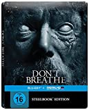 Don't Breathe Limited Edition Steelbook Blu-ray Region Free (import)