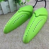 Xueyanwei Inteligente Zapatos Secador Desodorizante Esterilización Zapato Secador Hogar Fragancia Arranque Secador Zapatos Calentadores De Arranque Secador Invierno Calzado Hornear Tostadora,Green