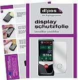 Bosch PLR 50 C Schutzfolie - 3x dipos Displayschutzfolie Folie klar
