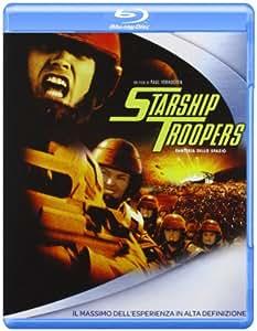 Starship Troopers (EU-IMPORT inkl. Tedesco Ton)