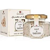 Black Truffle Salt in an Elegant Box Ideal for a Gift 80 g