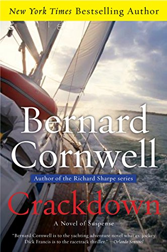 Crackdown: A Novel of Suspense (The Sailing Thrillers Book 4) (English Edition)