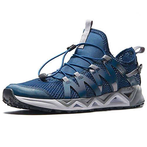 Rax Herren Aqua Schuhe, 44 EU, Blau