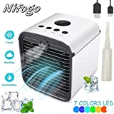 Nifogo Air Portable Cooler - 3 in 1 Mini Personal Space Air Conditioner