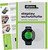 dipos I 6X Schutzfolie matt passend für Garmin Approach S6 Folie Displayschutzfolie