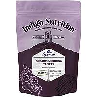 Preisvergleich für Indigo Herbs BIO Spirulina Tabletten 250 (500 mg pro Tablette, Packung von 250)