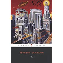 We by Yevgeny Zamyatin (1993-11-25)