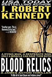 Blood Relics (A James Acton Thriller, #12) (James Acton Thrillers)