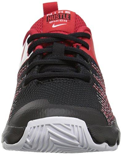 the latest d7503 60d20 Nike Team Hustle Quick (GS), Scarpe da Basket Bambino