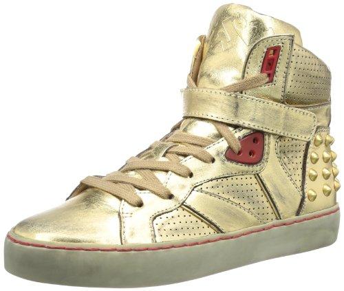 Ash Skunk 98905-1 Damen Sneaker Gelb (gold 3007)