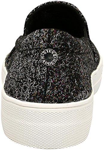 Steve Madden, Sneaker donna nero Black Multi