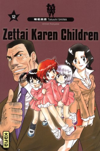 Zettai Karen Children Edition simple Tome 12